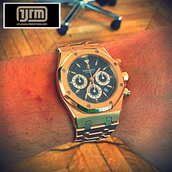 Audemars Piguet Royal Oak Chrono Replica