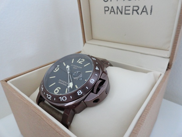 Replicas De Relojes Panerai Luminor GMT