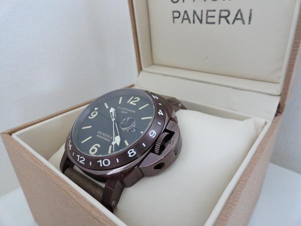 d5a3c289a630 Panerai Luminor GMT Relojes Imitacion – Mejor Replicas Relojes Rolex ...