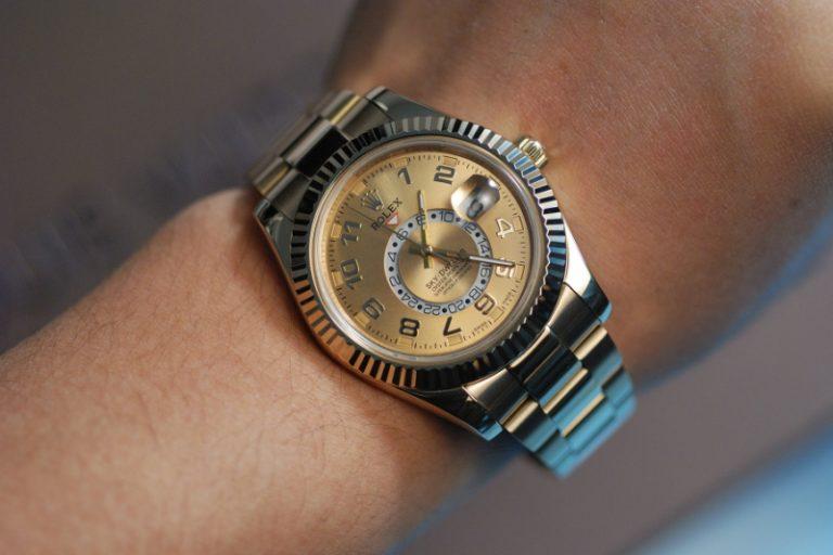 Replicas De Relojes Rolex Sky Dweller