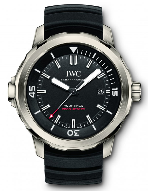 replica iwc aquatimer automatic 2000 edition-35 years ocean 2000