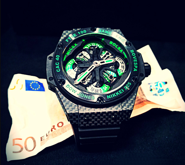 Hublot King Power Unico King Cash Replica