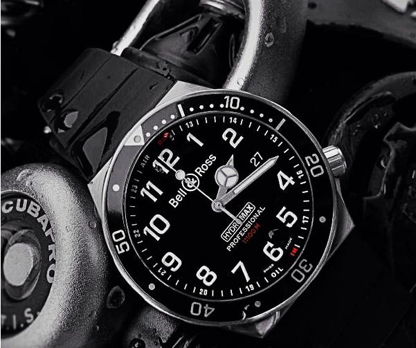 87de5b8dfdd0 Bell   Ross Hydromax Relojes De Imitación Suizos – Mejor Replicas ...