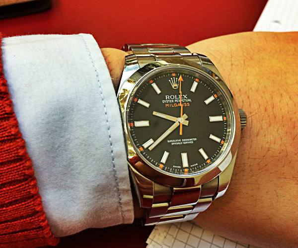 Rolex Milgauss Replica Baratos