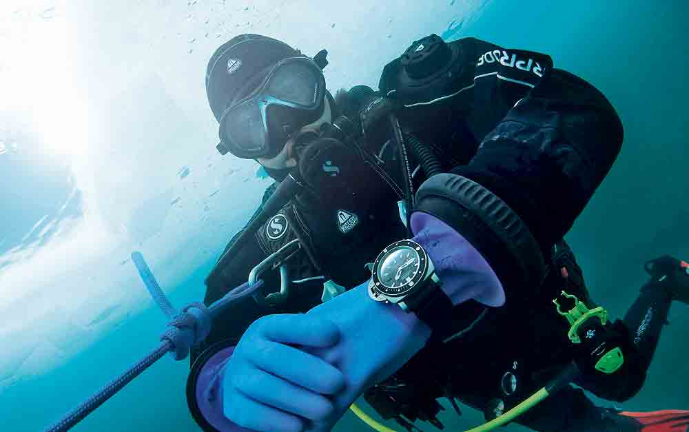 Panerai Luminor Submersible Replica Buzo