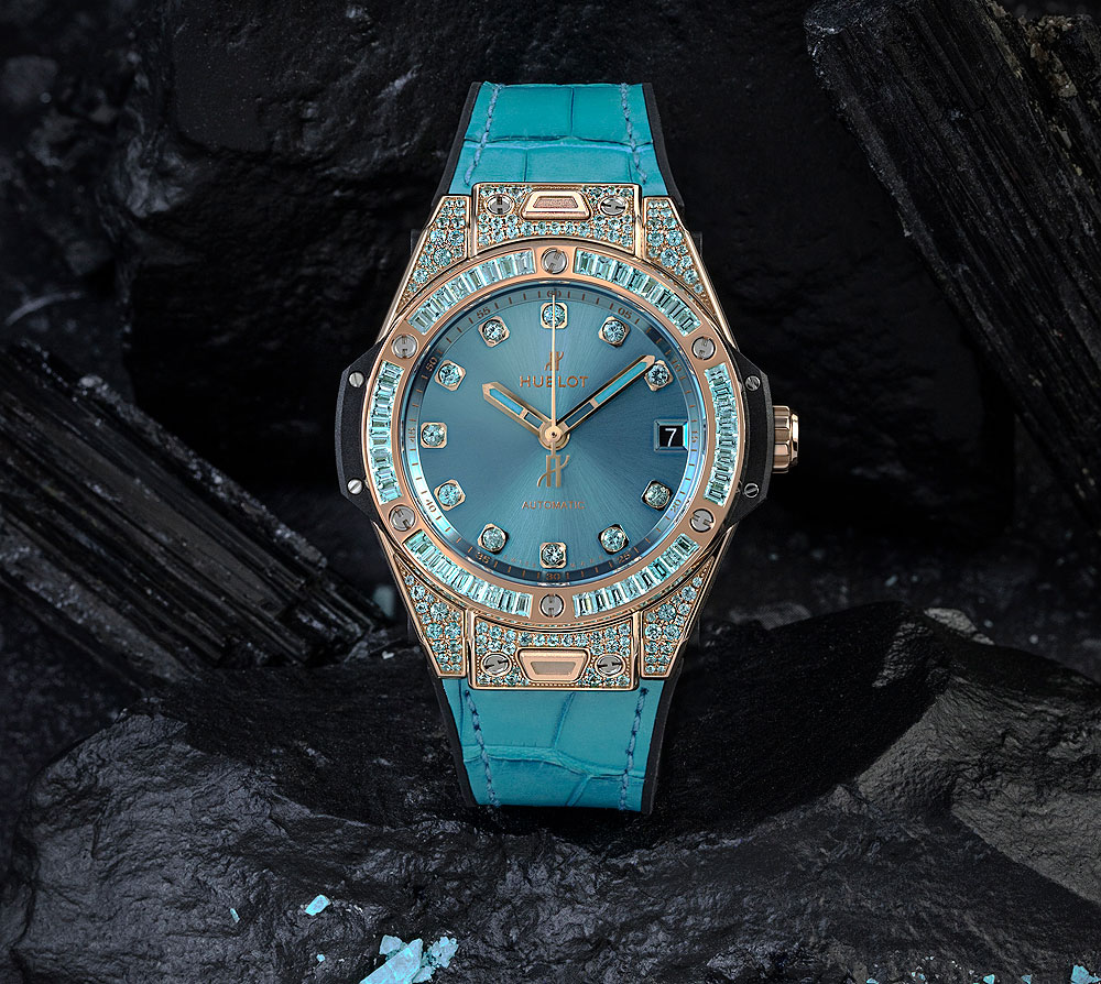Hublot Big Bang One Click Paraíba KingGold Replica