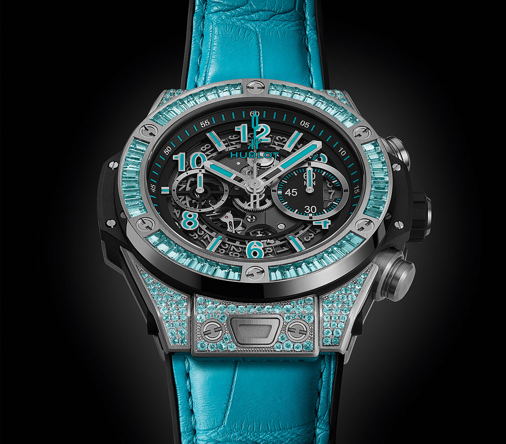 Hublot Big Bang Unico Paraiba Replica