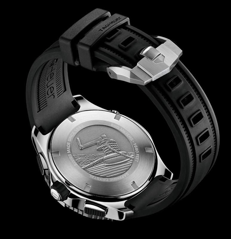 tag heuer aquaracer calibre 72 reloj de imitacion