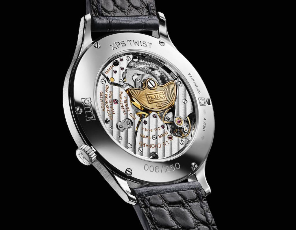 Reloj Replica Chopard LUC XPS Twist QF