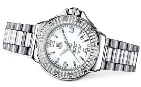 Tag Heuer Formula 1 Glamour Diamantes Replica Reloj