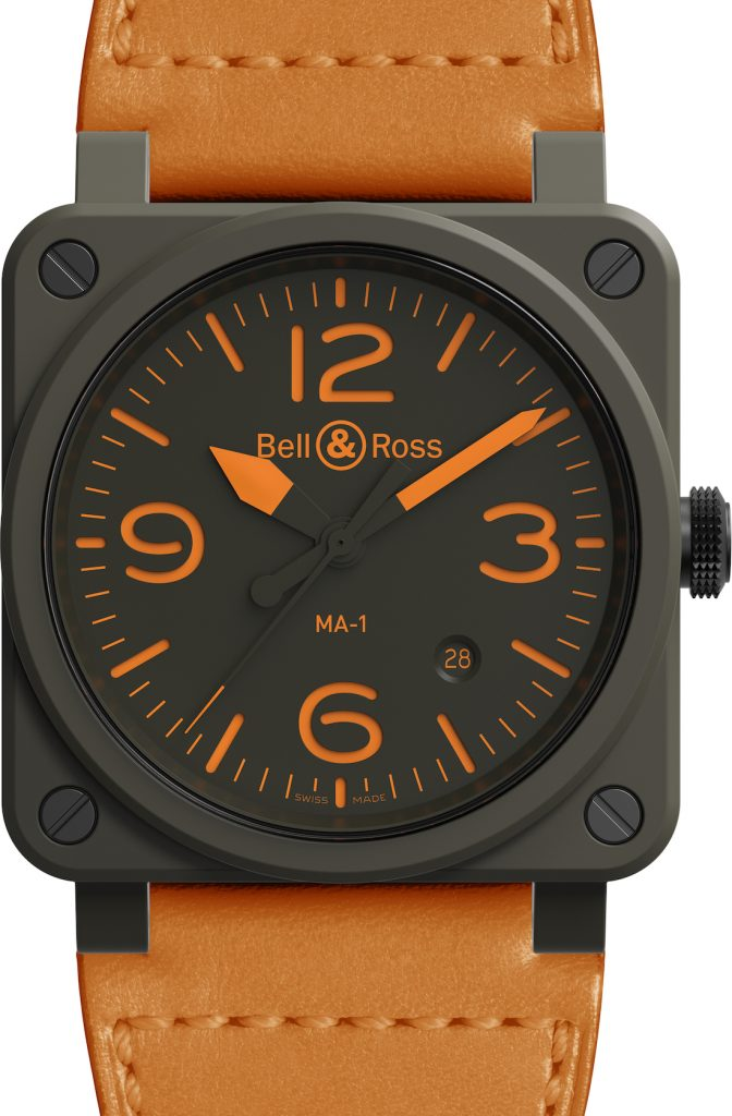 Bell And Ross BR 03-92 MA-1 Replica