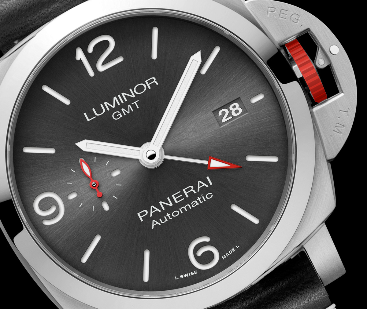 Imitacion Luminor GMT ION Special Edition 44mm PAM01177