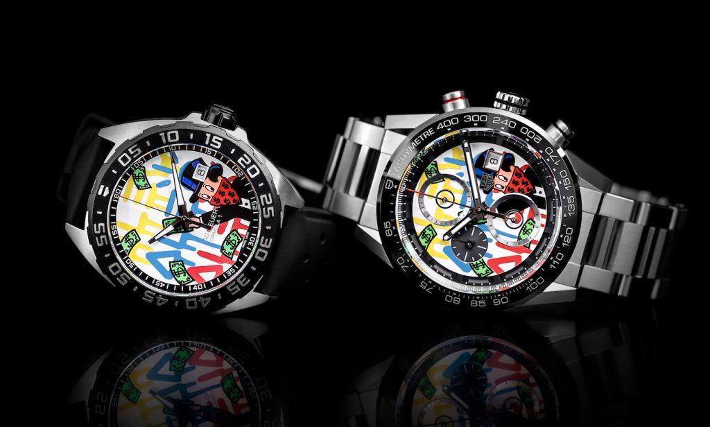 Replicas De Relojes TAG Heuer Carrera Formula 1 Alec Monopoly Edition
