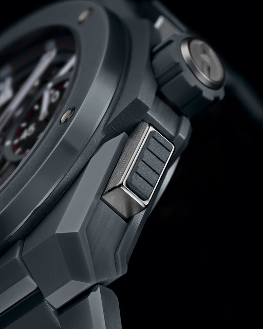 Replica Hublot Big Bang Integral Ceramic Gris