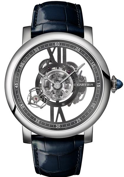 Replica de reloj Rotonde de Cartier Astrotourbillon