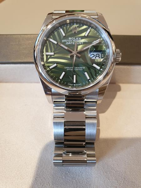Replicas Rolex Datejust 36